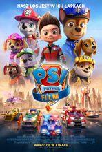Plakat filmu Psi Patrol Film